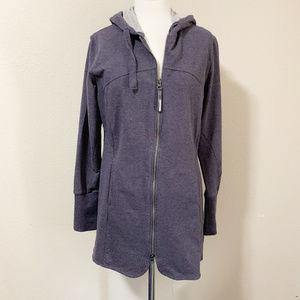 Mondetta,3/4 Length Terry Hoodie Jacket XL  (723)